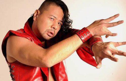 Shinsuke Nakamura & Murphy 'Upset' With WWE Burial