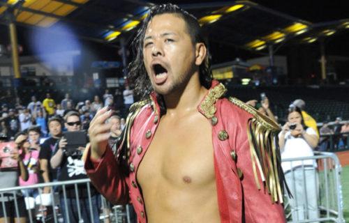 Top Bullet Club star has an interesting message for Shinsuke Nakamura