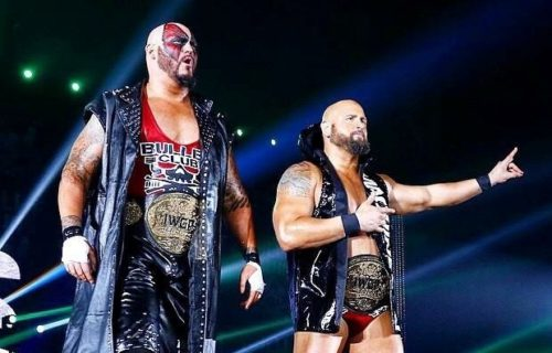 Doc Gallows And Karl Anderson Debut On Monday's WWE RAW