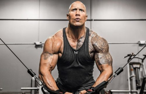 The Rock Reportedly 'Locked In' For Next WWE Match