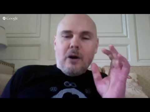 Billy Corgan On Joining TNA, Booking Pro Wrestling & More