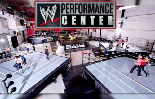 Scarlett Bordeaux & other superstars start training at WWE Performance Center