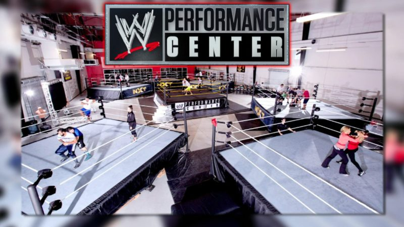 Exclusive Look at the WWE Performance Center