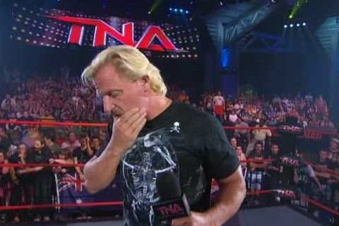 Report: Jeff Jarrett in Talks to Return to TNA?