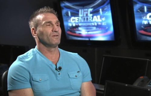Ken Shamrock will be introduced by The Rock At Impact Wrestling Hall Of Fame