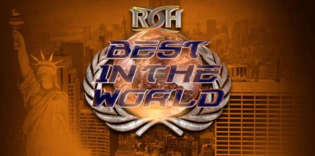 Roh Best In The World 2020.Roh Tv Title Match Added To The Best In The World Ppv Event