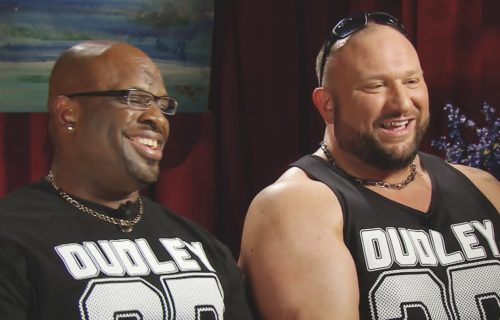 The Dudley Boyz Appearing on WWE Ride Along, DDP News