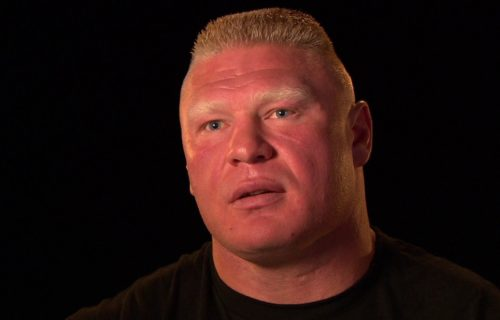 Brock Lesnar 'Exposed Himself' To Fired Diva