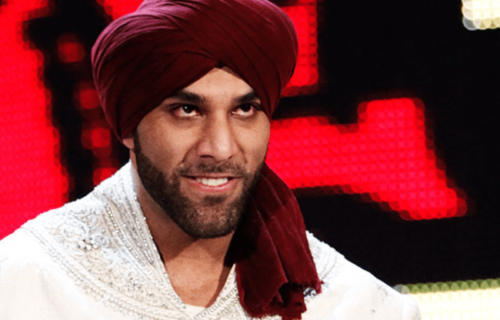 Ex-WWE Star Backstage At The TNA Slammiversary PPV