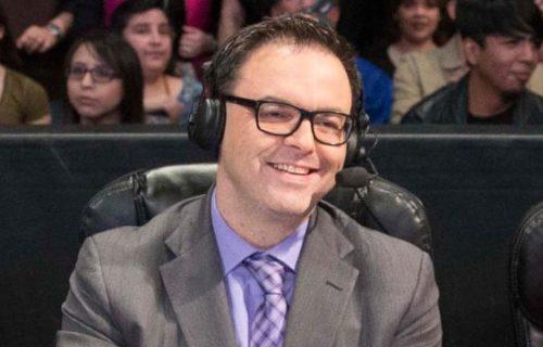 Mauro Ranallo returning to NXT this week