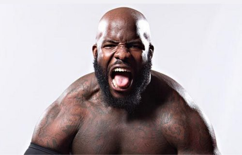 Moose on TNA Contract, WWE's Interest in Him, Facing Bobby Lashley in the Future