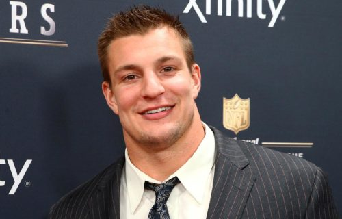 Possible plans for Rob Gronkowski prior to WWE exit