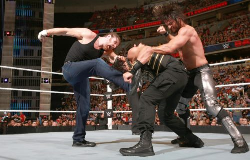 Video: Dean Ambrose on his Big WWE Battleground Win, Nikki Bella Teases In-Ring Return on Twitter