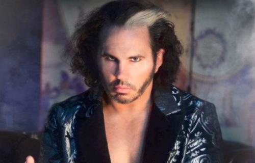 WWE planning on using Matt Hardy's 'Broken' gimmick