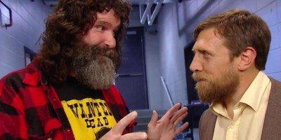 Daniel Bryan Mick Foley WWE