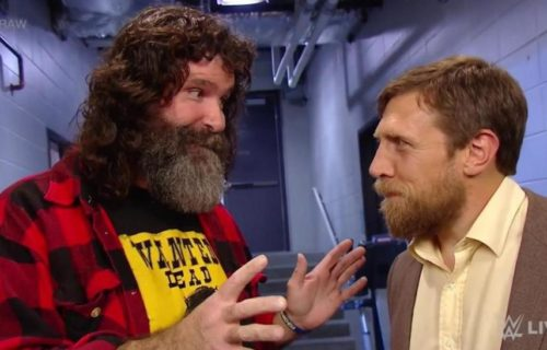 Mick Foley gives update on WWE-A&E documentaries