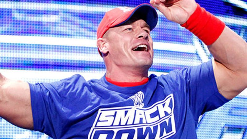 John Cena SmackDown
