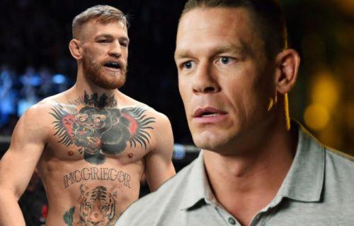 Conor McGregor Criticizes Fat, 40-Year-Old Failed Mr. Olympia John Cena