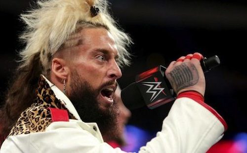 Enzo Amore claims he made Neville quit WWE