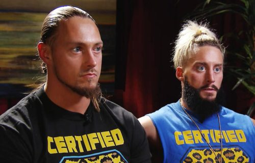 Enzo Amore blames backstage politics for his split with Big Cass