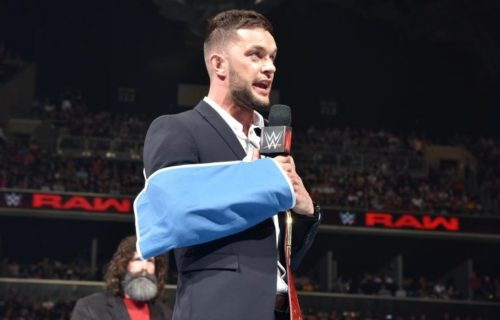 Watch: Dixie Carter Arrive for Court Yesterday, More Pics of Undertaker and Michelle McCool at Cavs Game, Finn Balor No Longer Using Sling