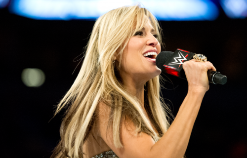 Lilian Garcia on the best advice Vince McMahon ever gave her