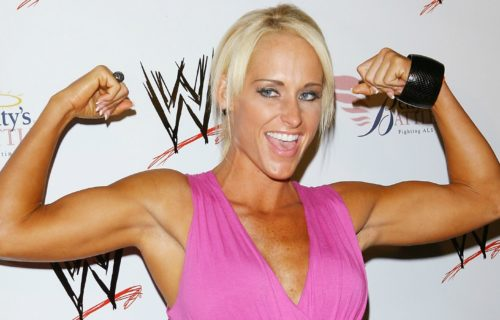 Former WWE Diva Diagnosed with Skin Cancer