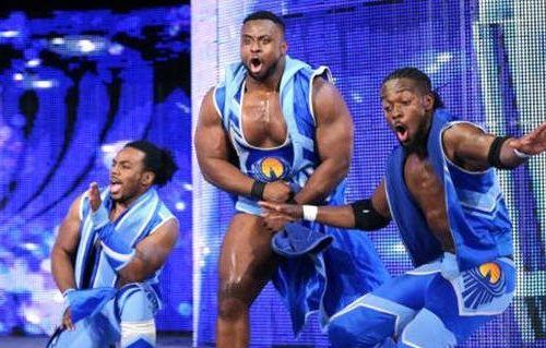 New Day vs The Elite at E3 to be streamed live on UpUpDownDown