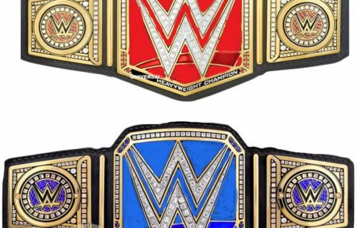 Possible WWE Universal Title Design Leaked
