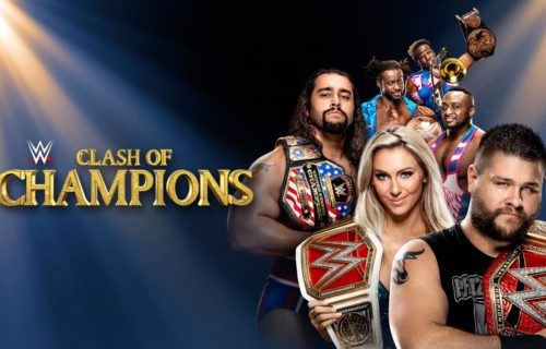 WWE Clash Of Champions Results for 9/25/16