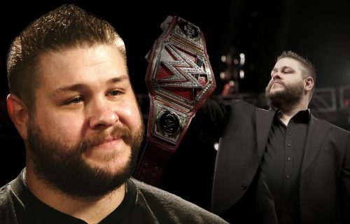 Kevin Owens Addresses Criticism from Vince Russo and Jim Cornette