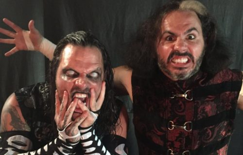 Matt and Jeff Hardy Comment on if They'd Return To WWE