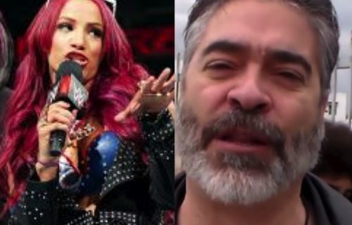 Vince Russo Expresses His Displeasure with Sasha Banks' RAW Promo