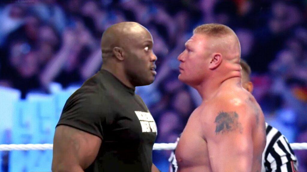 TNA/WWE News: Bobby Lashley wants an MMA fight with Brock