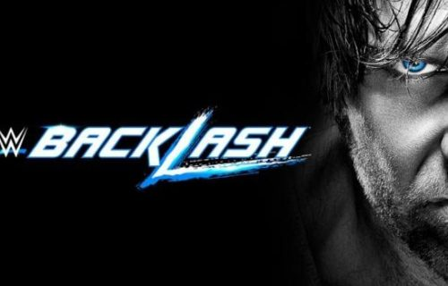 WWE Backlash Results from 9/11/16 - Two New Champions Crowned