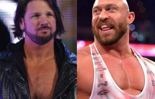 AJ Styles Responds to Ryback's Wrestlemania 'Squash' Match Story, Talks Wrestling Shawn Michaels at the Royal Rumble