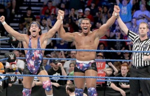 Chad Gable on American Alpha's Early Success, England Loving Them