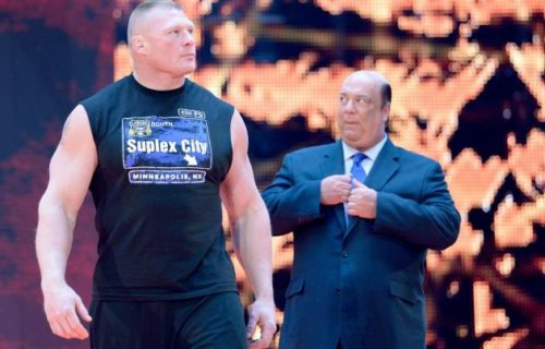 Kevin Nash Compares Brock Lesnar/Paul Heyman Raw segment to 'WCW Guy 101'