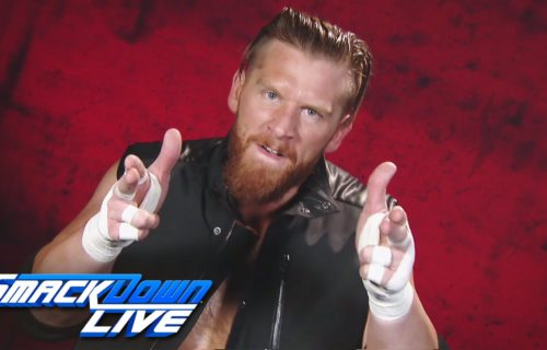 Curt Hawkins is about to hit another milestone
