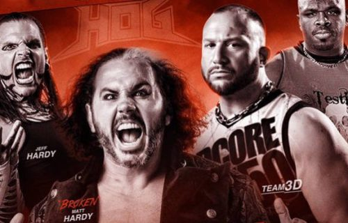 Update on WWE & James Ellsworth, Hardys vs. Dudleyz at Indie Event, Curtis Axel Signs Confiscated at Last Night's RAW