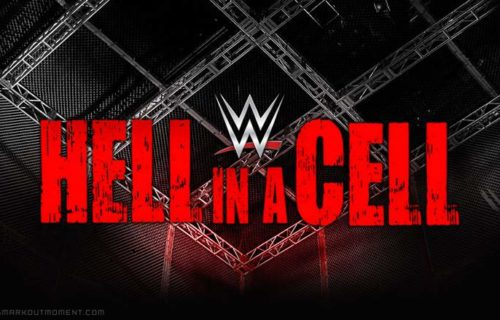Possible main event for WWE Hell In A Cell