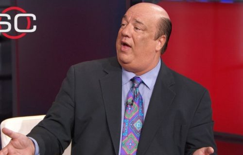 Paul Heyman responsible for Austin Theory call-up
