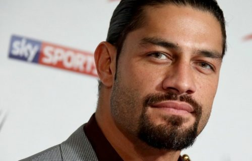 Photos: Roman Reigns & Rikishi attend Rosey's funeral