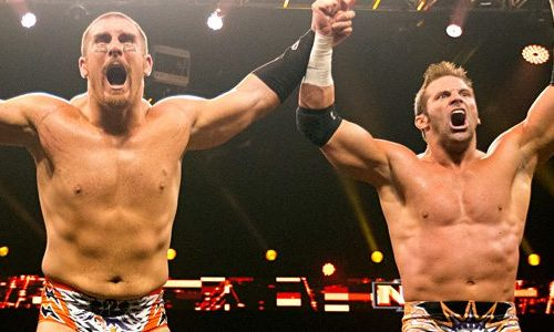 Which NFL Star is Ready to Wrestle? Zack Ryder on His Wrestlemania Moment and Scott Hall
