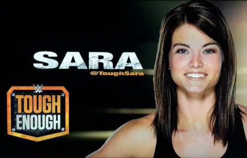Report: Tough Enough Winner Sara Lee Released by WWE