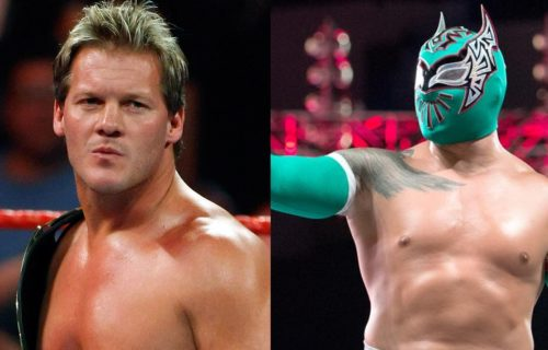 Chris Jericho Mocks Sin Cara on Raw Following Recent Bust Up, Wrestlers React on Twitter