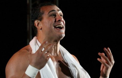 Alberto Del Rio claims he left WWE because of the tight schedule