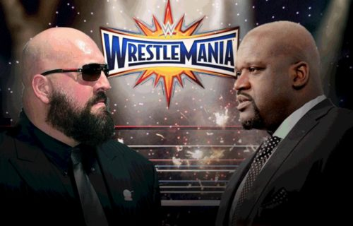 Pic: Big Show Looking Shredded Ahead of Match with Shaq at WrestleMania 33
