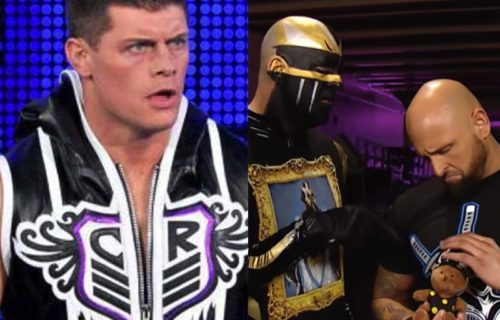 Cody Rhodes Reacts to Controversial Dusty Rhodes Angle on RAW