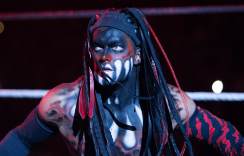 Finn Balor forgets how to be Demon King as he rarely uses it